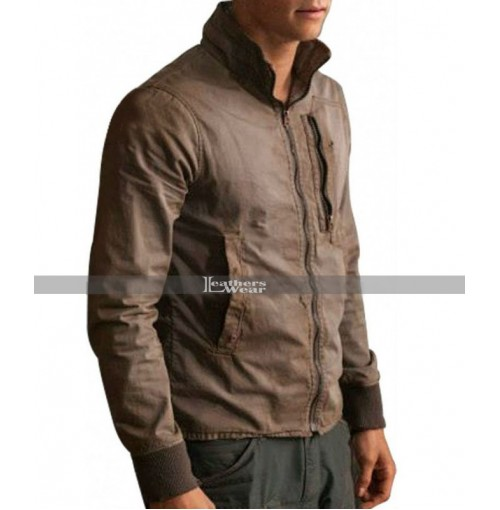 Thomas Maze Runner 2 Dylan O'Brien Bomber Jacket
