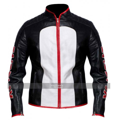 Michael Holt Mister Terrific Fair Play Jacket