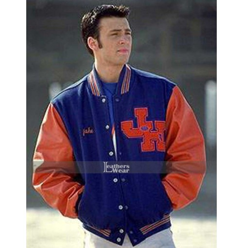 Not Another Teen Movie Chris Evans (Jake Wyler) Jacket