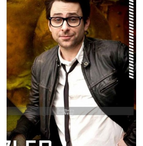 Pacific Rim Charlie Day (Dr. Newton Geiszler) Jacket