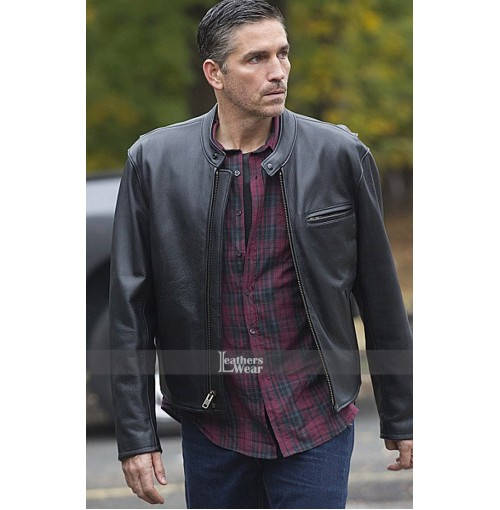 Person Of Interest Jim Caviezel (John Reese) Jacket