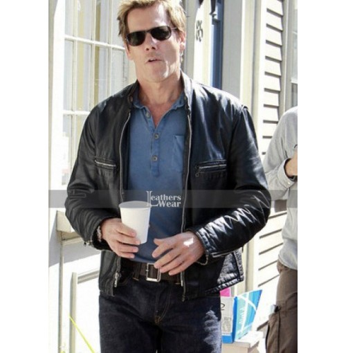 RIPD Kevin Bacon (Bobby Hayes) Jacket