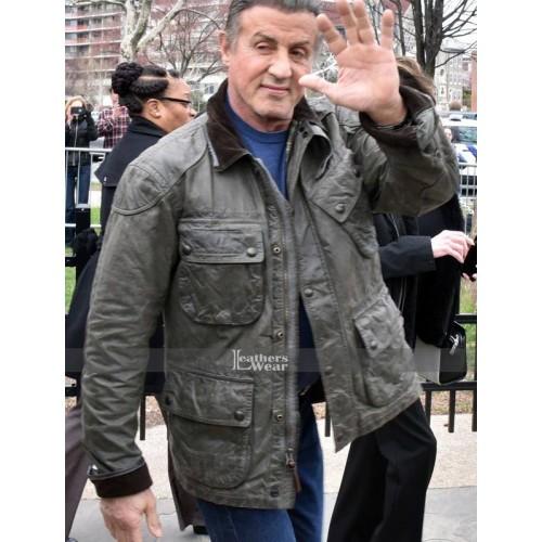 Rambo Last Blood Sylvester Stallone Jacket
