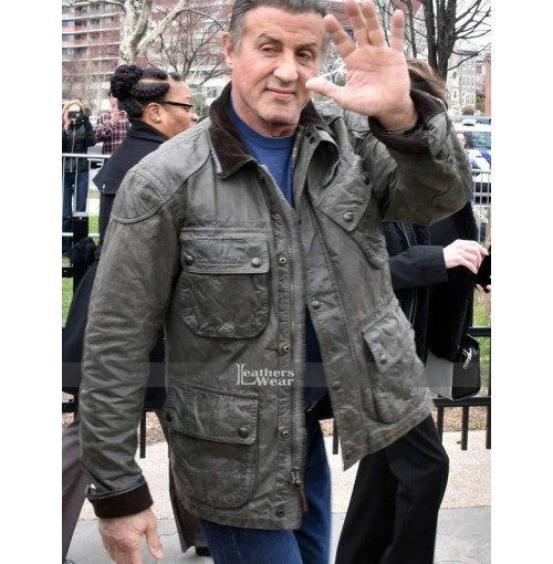 Rambo Last Blood Sylvester Stallone Jacket
