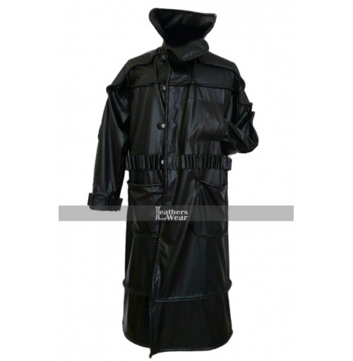 Roy Batty Blade Runner Rutger Hauer 1982 Coat