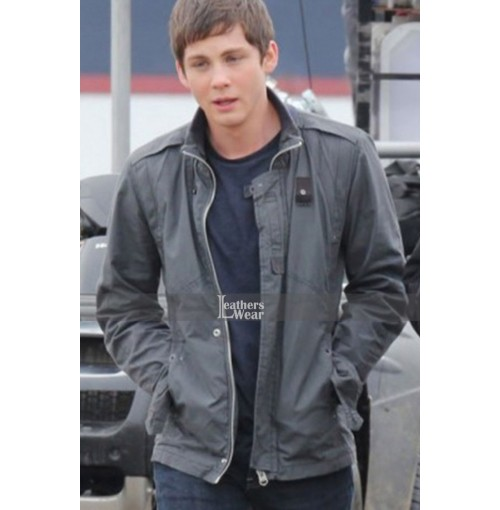 Sea Of Monsters Logan Lerman (Percy Jackson) Jacket