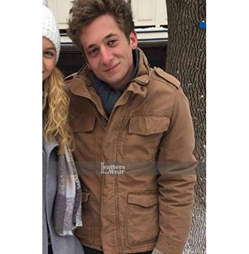 Jeremy Allen White Shameless Jacket