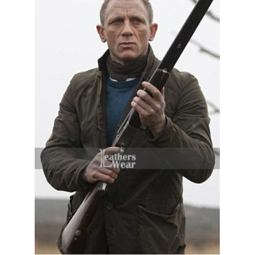 Skyfall Daniel Craig (James Bond) Vintage Jacket
