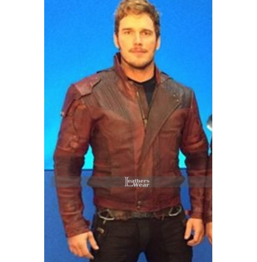 Star Lord Guardians of the Galaxy 2 Peter Quill Jacket