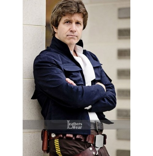 Star Wars Empire Strikes Back Harrison Ford (Han Solo) Jacket