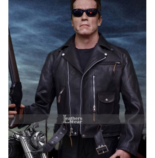 Terminator 2 Arnold Schwarzenegger (Terminator) Jacket
