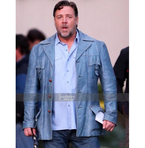 The Nice Guys 2016 Russell Crowe Jacket