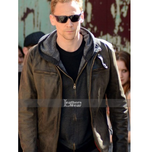 The Night Manager Tom Hiddleston (Jonathan Pine) Jacket