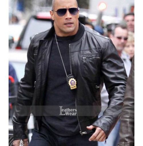 The Other Guys Dwayne Johnson (The Rock) Jacket