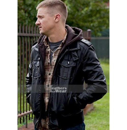 The Town Jeremy Renner (James Coughlin) Jacket