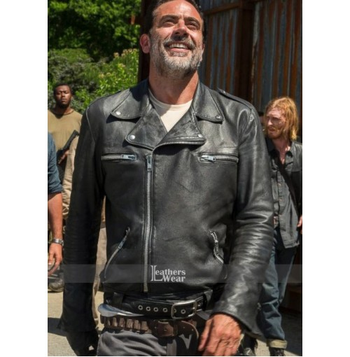 The Walking Dead Jeffrey Dean Morgan (Negan) Jacket
