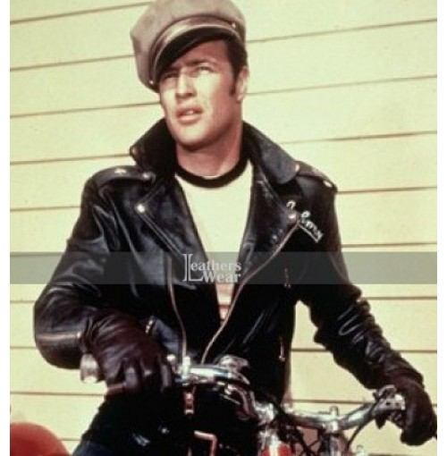 The Wild One Johnny Strabler Jacket