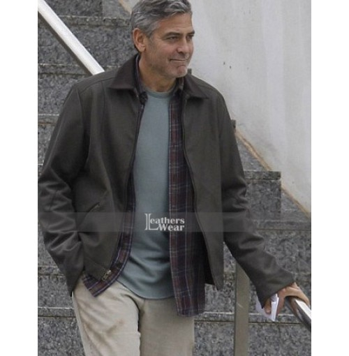 Tomorrowland George Clooney (Frank Walker) Jacket