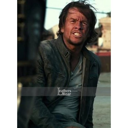 Transformers The Last Knight Mark Wahlberg (Cade Yeager) Jacket