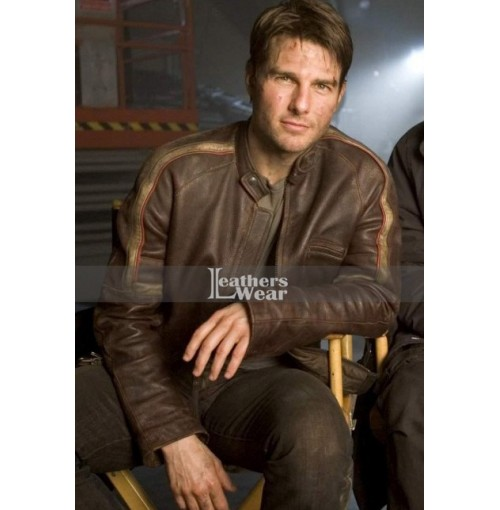 War of the Worlds Tom Cruise (Ray Ferrier) Jacket