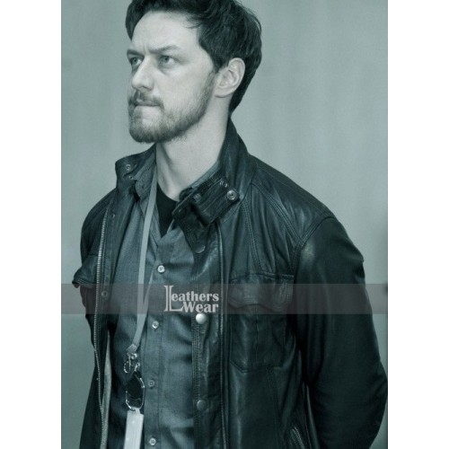Welcome To The Punch James McAvoy Jacket