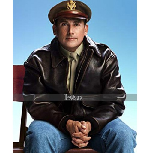 Welcome To Marwen Steve Carell Jacket