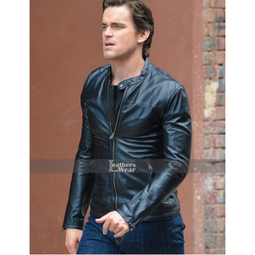 White Collar Matt Bomer (Neal Caffrey) Jacket