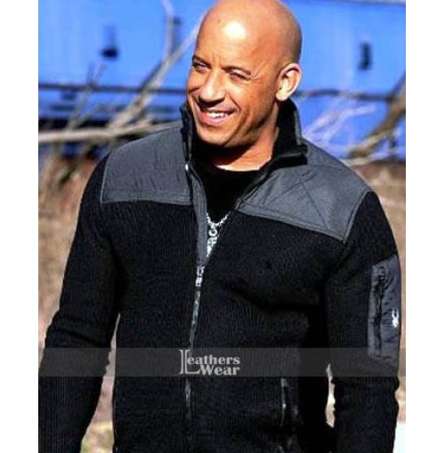 XXX Return Of Xander Vin Diesel (Xander Cage) Jacket