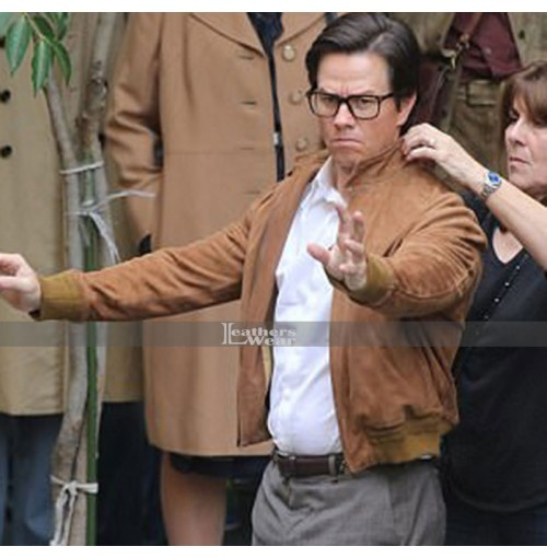 All the Money in the World Mark Wahlberg (Fletcher Chase) Jacket
