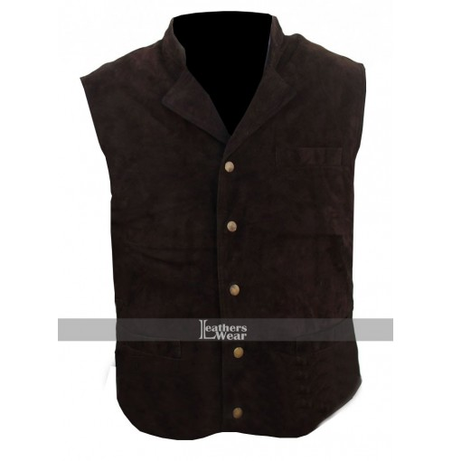 Josh Faraday Magnificent Seven Chris Pratt Vest
