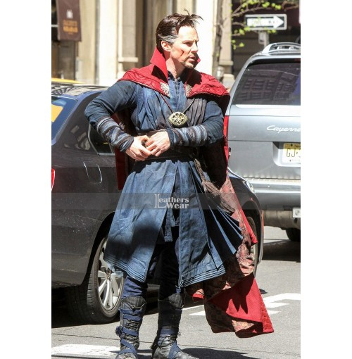 Doctor Stephen Strange Benedict Cumberbatch Costume