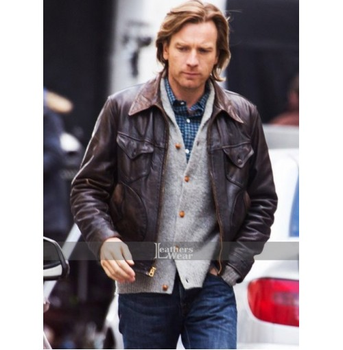 Our Kind Of Traitor Ewan McGregor (Perry Makepeace) Jacket