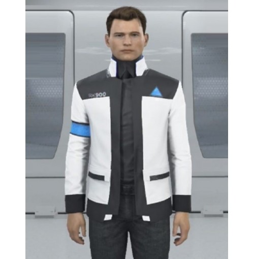 Detroit Become Human RK900 Connor Jacket