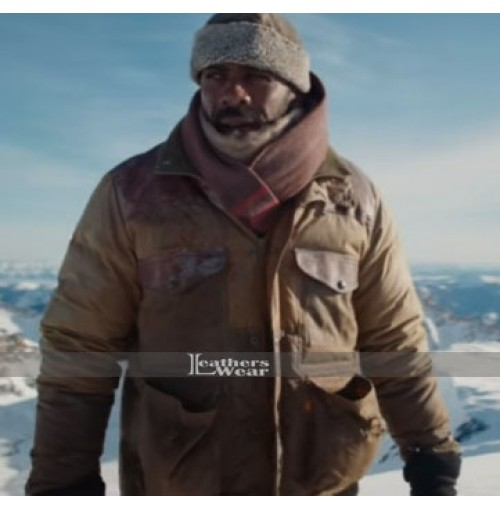 The Mountain Between Us Idris Elba (Ben Bass) Jacket