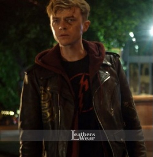 Metallica Through Never Dane DeHaan (Trip) Jacket