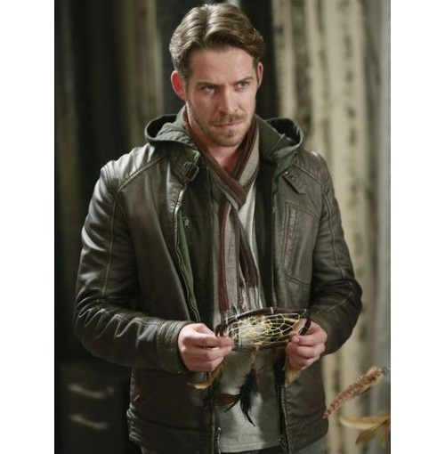 Once Upon a Time Sean Maguire (Robin Hood) Jacket