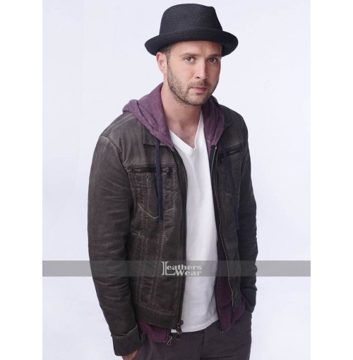 Scorpion Tv Series Eddie Kaye Thomas Jacket