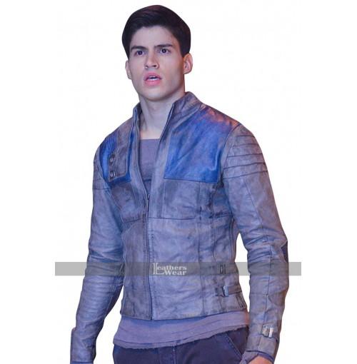 Krypton Cameron Cuffe Seyg El Leather Jacket