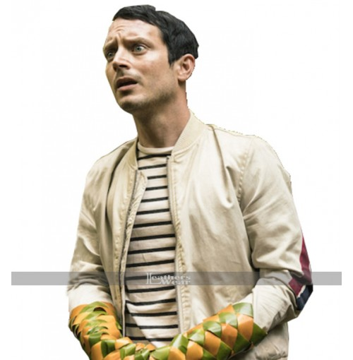 Dirk Gently's Holistic Detective Agency Elijah Wood (Todd Brotzman) Jacket