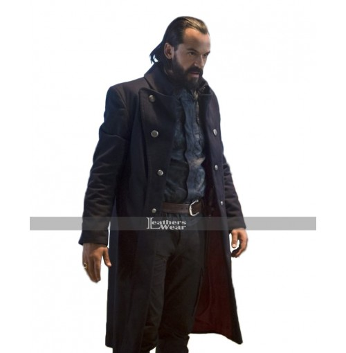 Vandal Savage Legend of Tomorrow Blue Coat
