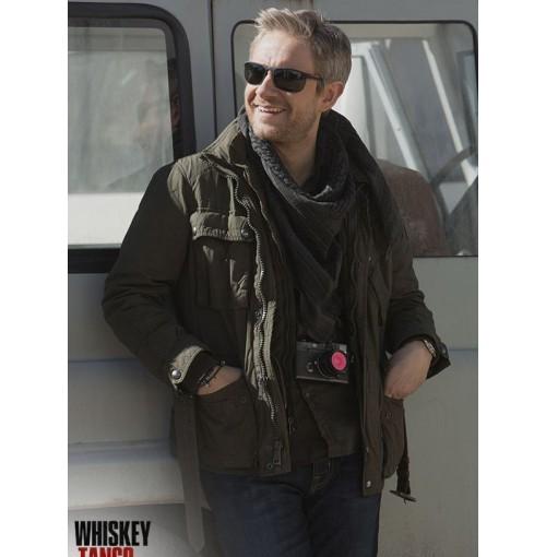 Whiskey Tango Foxtrot Iain Mackelpie Black Jacket