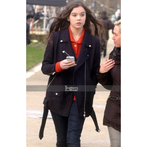3 Days To Kill Hailee Steinfeld (Zooey Renner) Jacket