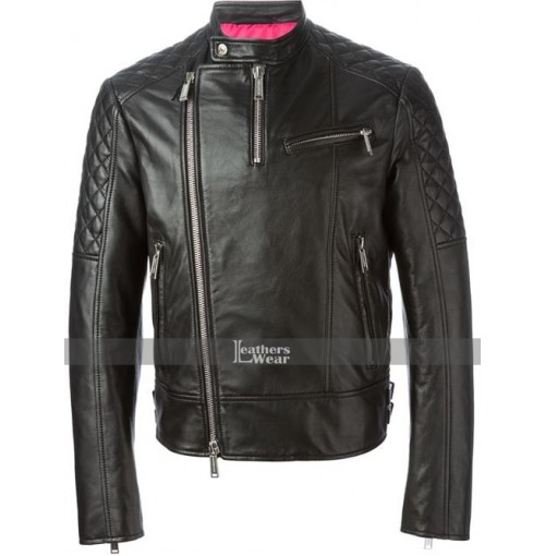 DJ Ride Along 2 Tyrese Gibson Quilted Jacket