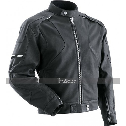 Z1R Marauder Motorcycle Leather Jacket