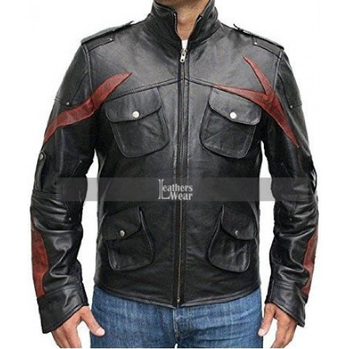 Prototype 2 James Heller Sgt Game Jacket