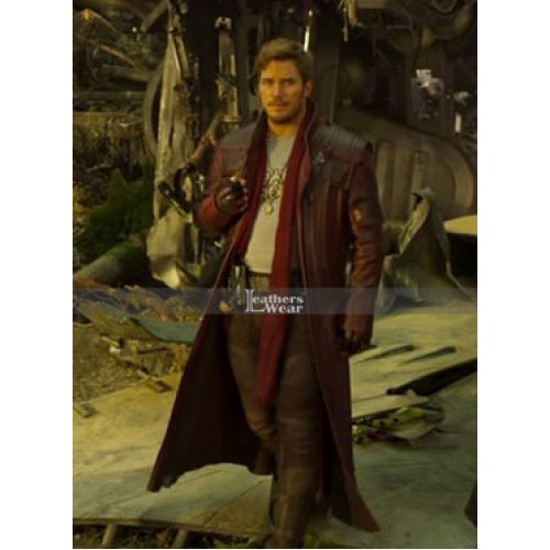 Star Lord Guardians of the Galaxy 2 Peter Quill Coat