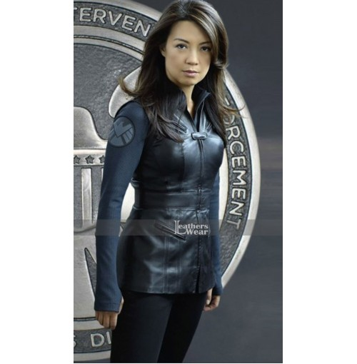 Agents of Shield Ming‑Na Wen (Melinda May) Vest