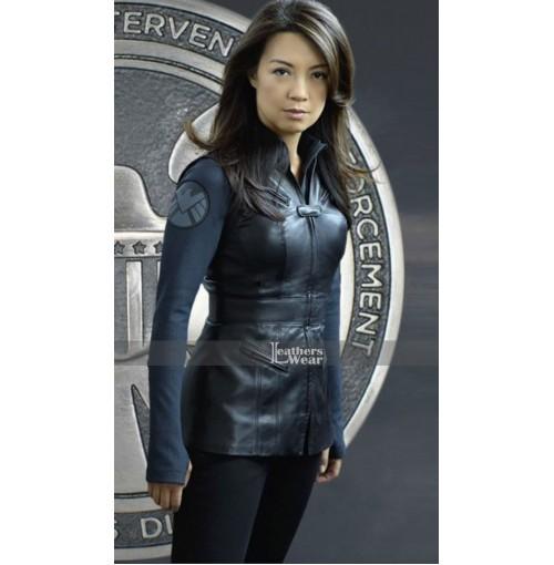 Agents of Shield Ming‑Na Wen (Melinda May) Vest