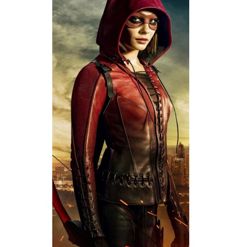 Arrow Season 4 Thea Queen Speedy (Willa Holland) Jacket