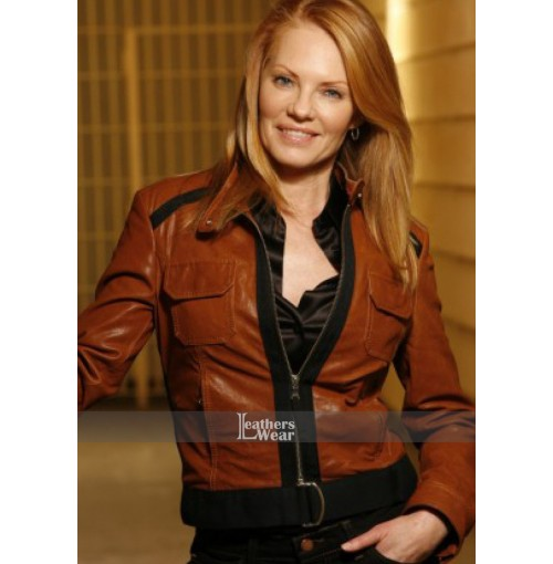 CSI Crime Scene Mark Helgenberger Jacket